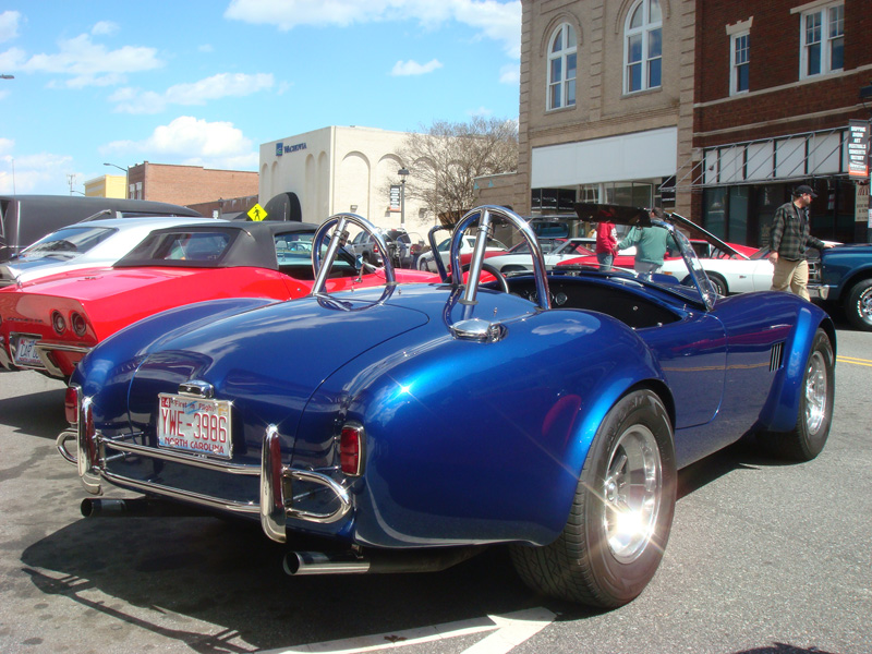 Cars And Cruisers 1965 Shelby Cobra Replica Car Guy Dvds