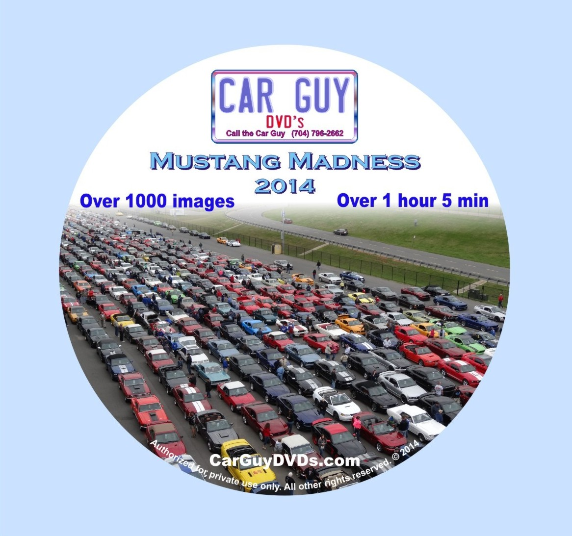 Car Guy Dvds